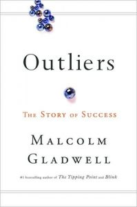 Outliers first became a best seller when FDR was president, I think... (OK; not quite that long ago!)