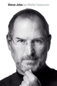(Personal note: I read Steve Jobs on my iPad, the last new product Steve Jobs was able to introduce)