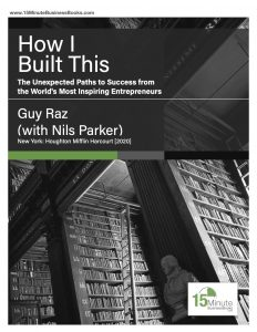 How I Built This,cover