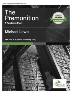 The Premonition, cover